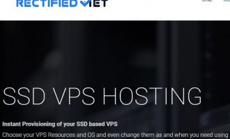 RectiFied 128M内存测评:RectiFied怎么样? rectified.net VPS 测评 不限流量VPS 带DDOS保护 VPS