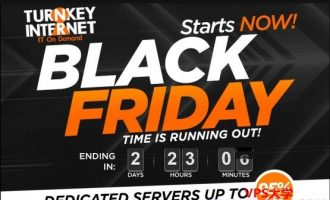 #BlackFriday#TurnKeyInternet:便宜建站KVM VPS 低至3.99美元/月 1核 1GB 5GB SSD 1Gbps 无限流量 可Windows