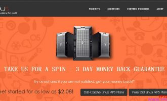 #BlackFriday#VirPus:西雅图Xen VPS  $15年付 4核 1GB 50G 3T流量   黑色星期五vps促销