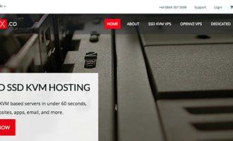 VMBox:$20/年 OpenVZ 1核 2G 50G 2T 100Mbps 洛杉矶 荷兰