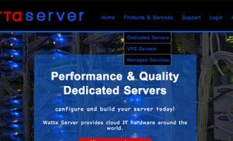 WattaServer:洛杉矶KVM $18/年 1核 128M 5G 250G 1Gbps