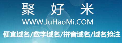 聚好米提供便宜域名、数字域名、双拼域名、三拼域名,域名抢注、备案域名等业务,欢迎联系QQ8696868