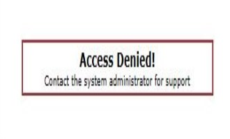 Solusvm主控问题:Solusvm主控端出现 Access Denied! Contact the system administrator for support 的解决办法